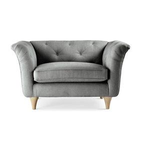 Jaipur Snuggle Chair Brushed Plain Fabric