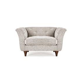 Jaipur Snuggle Chair Luxury Chenille