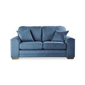 Morello 2 Seater Sofa Brushed Plain Fabric