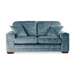 Morello 2 Seater Sofa Slub Velvet