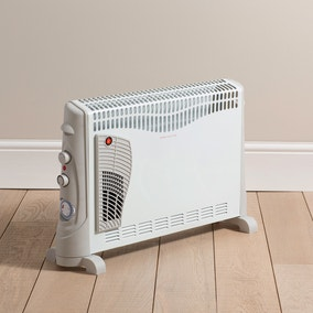 Convector Heater With Turbo and Timer LCD