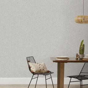 Luna Dove Grey Wallpaper