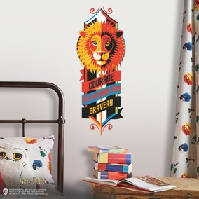Harry Potter Gryffindor Small Wall Stickers