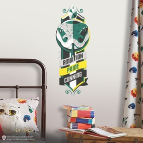 Harry Potter Slytherin Small Wall Stickers