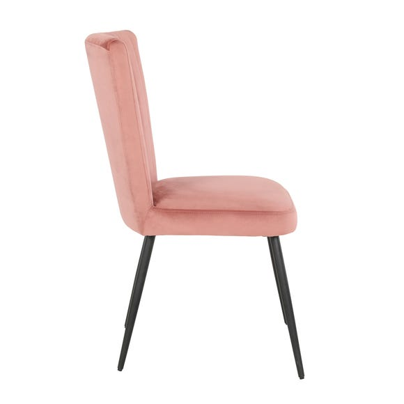 Taylor Dining Chair Rose (Pink)