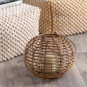 Rattan Ball Lantern