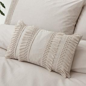 Pineapple Elephant Izmir Cotton Tassel Cushion