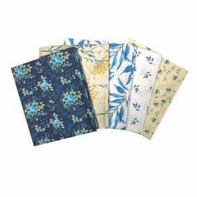 Countryside Navy Cotton Fat Quarters
