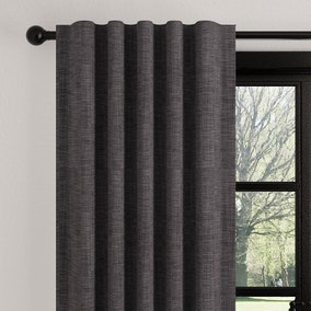 Mason 2Way Recycled Graphite Curtains