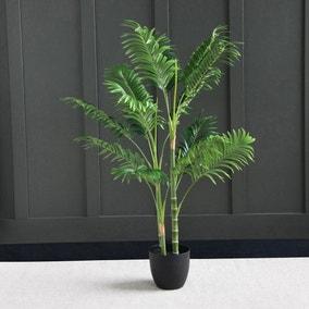 Artificial Golden Palm Tree 130cm