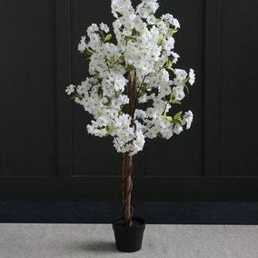 Artificial White Blossom