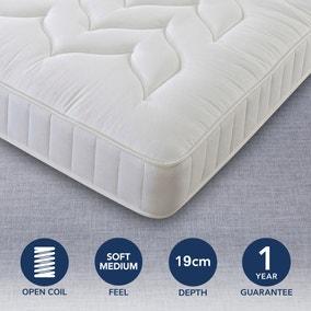 Comfort Master Soft Medium Quilted Mattress