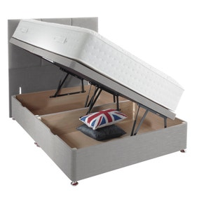 Side Opening Ottoman Bed