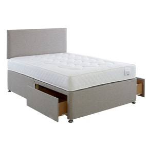 Comfort Divan Bed with Mattress