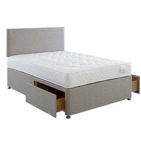 Comfort Divan Bed with Mattress