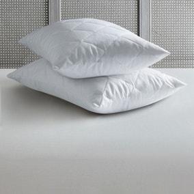 Anti Bacterial Pillow Protector Pair