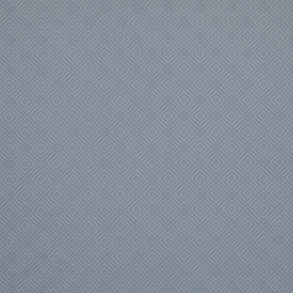 Economy Geometric Grey Table Protector Grey