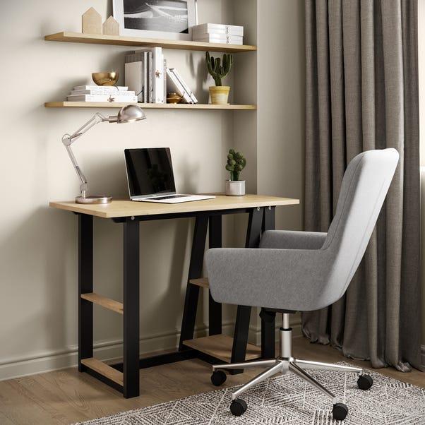 Penzance Desk Black