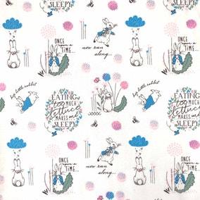 Peter Rabbit Craft Cotton Fabric