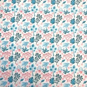 Botswana Green Craft Cotton Fabric