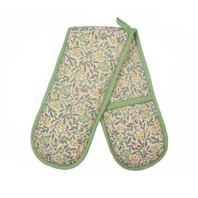 Arts and Crafts Double Oven Glove