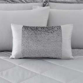 Beverley Luxe Charcoal Cushion