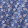Bessie Ditsy Floral Navy 100% Cotton Reversible Duvet Cover and Pillowcase Set  undefined