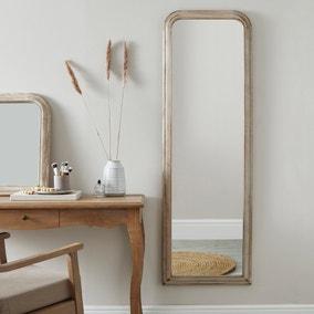 Churchgate Oak Full Length Mirror