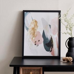 Feminine Abstract Framed Print