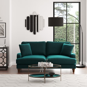 Beatrice Velvet 3 Seater Sofa