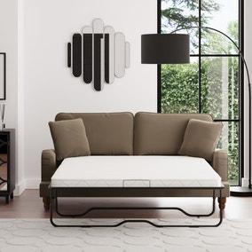 Beatrice Velvet 3 Seater Sofa Bed