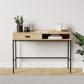 Fulton Oak Effect Desk