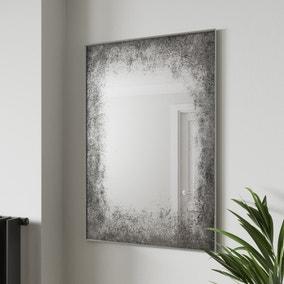 Distressed Edge Mirror