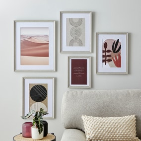 Pack of 5 Curby Gallery Wall Frames
