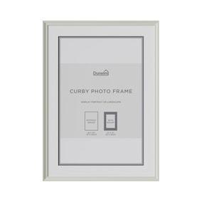 Curby Photo Frame White