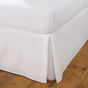 Fogarty Cooling Cotton Fitted Valance Sheet