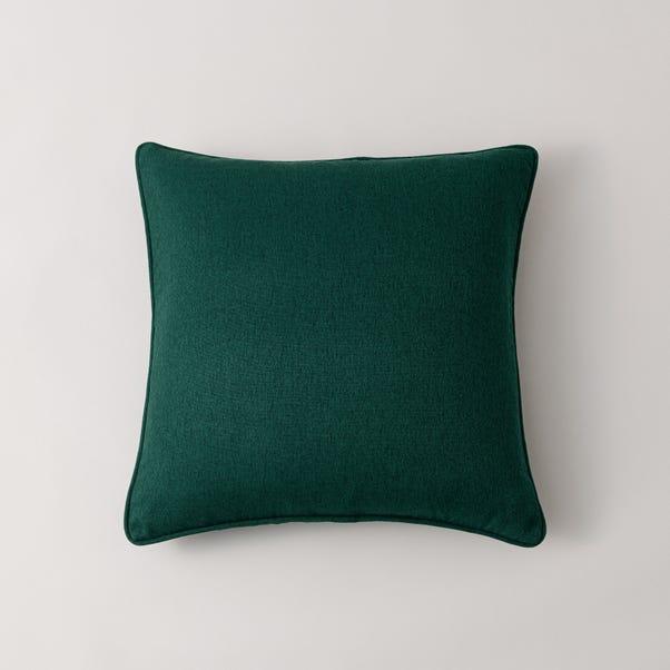 Luna Cushion  Emerald Green undefined