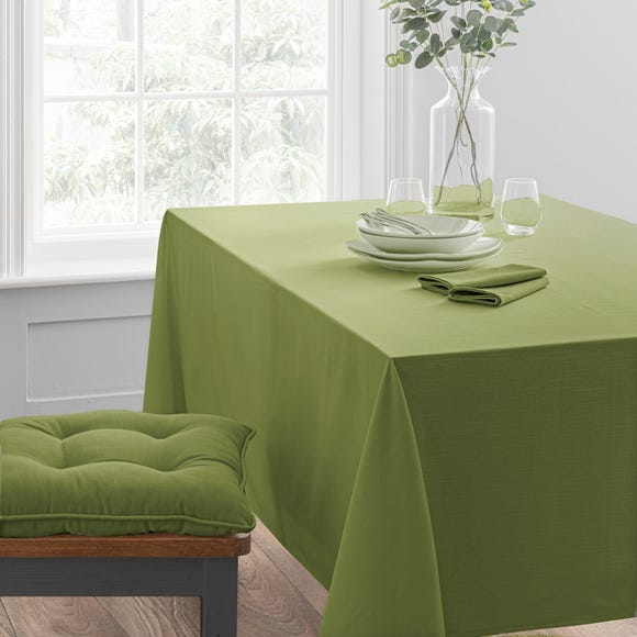 Isabelle Seat Pad  Green undefined