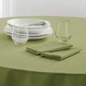 Isabelle Round Tablecloth