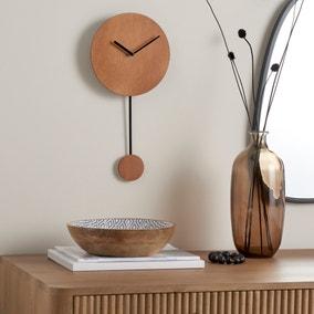 Natural Pendulum Clock