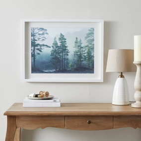 Churchgate Forest Retreat Photography and Frame