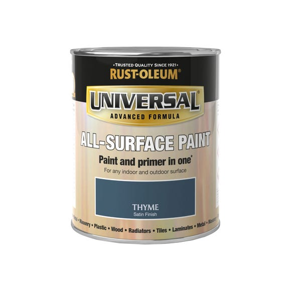Rust-Oleum Thyme Satin Universal All-Surface Paint
