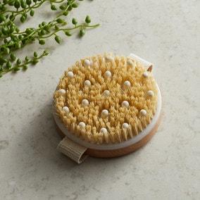 Beech Massage Brush