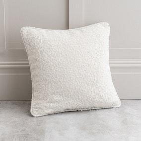 Churchgate Alva Boucle Ivory Cushion