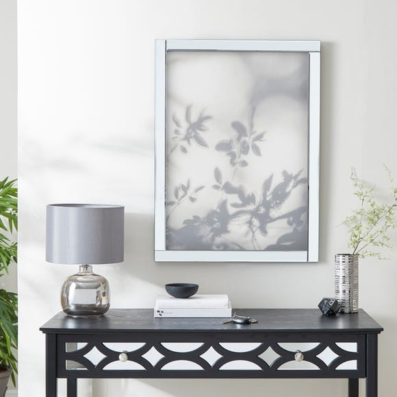 Luxe Poster Frame Silver