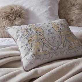 Dorma Isla Grey Cushion