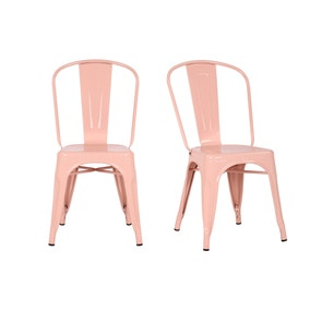 Daxton Set of 2 Metal Chairs