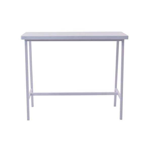 Vixen Bar Table White