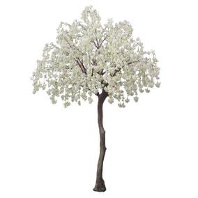3.4m Ivory Blossom Tree