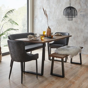 Montreal Small Dining Bench Seat